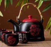 Подарочный набор для чайный церемоний