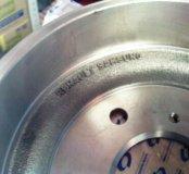 Барабан тормозной задний 43200-95F0C Almera Classi