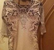 Платья практически новые