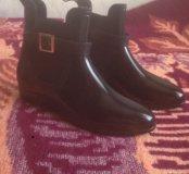 Резиновые ботинки 37 размер