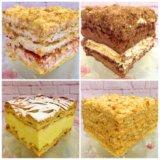 Торт Четвертинки