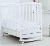 Новая Кровать детская  Дашенька, фирма Гандылян