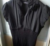 Блуза с коротким руковом