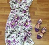 Платье/босоножки