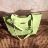 Фисташковая сумка