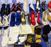Много обуви 38/39 от