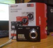 Фотокамера DEXP DC5100