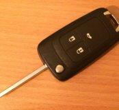 Выкидной ключ Шевроле