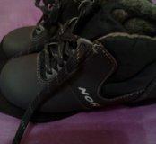 Ботинки лыжные 32 размера