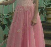Вечернее бальное платье для золушки