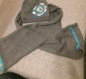 Westland шапка и шарф комплект