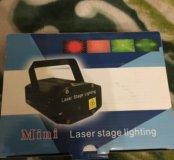 Мини лазер