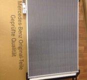 Радиатор кондиционера мерседес A2045000654