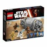 """Новый лего 75136 """"Спасательная капсула дроидов"""""""