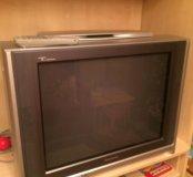 Телевизор Panasonic с сабвуфером