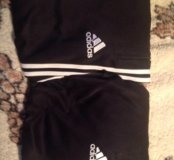 Спорт штаны Adidas узкие