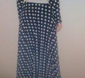 Платье размер 52, полиэстер 100%
