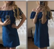 Новое летнее платье р 42