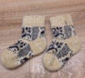 Носочки рукавички