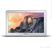 "Ноутбук Apple MacBook Air 11"" Early 2015 mjvp2RU/A"