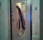Дверь металич. Входная.