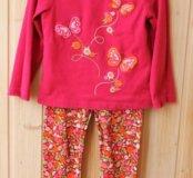 Комплект одежды для девочки Джимбори