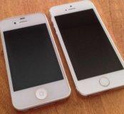 iPhone 5s и 4s