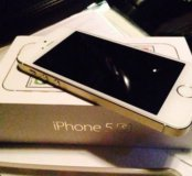 iPhone 5s gold model A1530