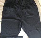 Шерстяные брюки Mango
