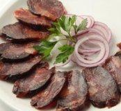 Конская колбаса ( Казы Халяль )