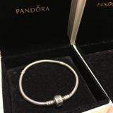 Продам браслет Pandora original 18см