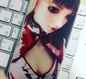 Накладка для Apple iPhone 5/5S/SE