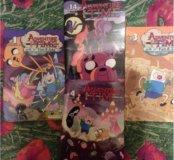 """Комиксы """"Adventure Time"""""""