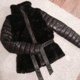 Куртка Reserved с искусственным мехом