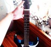 гитара zombie v-165