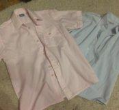 Рубашки для мальчика от 9 до 11 лет фирменные