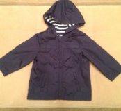 Ветровка куртка mothercare
