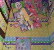 Бортики и постельное белье для детей