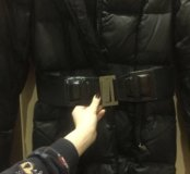Пальто, куртка, зима