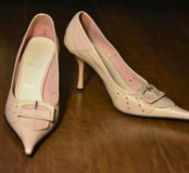 Туфли,37-38 размер, куплены в Испании