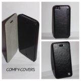 Кожаный чехол для iPhone 5/5S/5SE