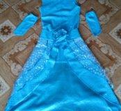 Платье на девочку 10-13 лет