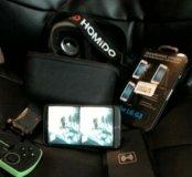 Готовый комплект для VR LG G3+ Гарнитура homido