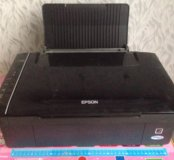 Принтер EPSON Stylus TX117