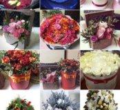 Готовый доходный бизнес сайт цветы