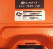 """Тахеометр Stonex R2 Plus, TS, 500m, 2""""-Bundle"""