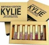 Набор матовых жидких губных помад KylieHoliday
