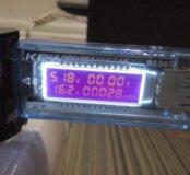USB-тестер Keweisi KWS-V20