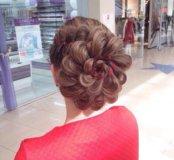 Плетение кос, любой сложности .от 400до сложности