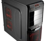 New Корпус AeroCool V3X Advance Devil Red Edition